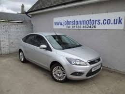 ford focus titanium silver used ford focus titanium silver cars for sale motors co uk