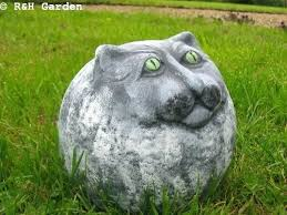 cat garden statues australia cat garden ornaments sleeping cat