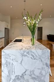 marble island kitchen arabescato marble island bench mint kitchens vic residential