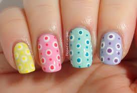 nail art cute nailt designs easter for spring gel designseaster