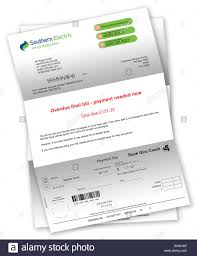 final demand overdue payment letter for unpaid electricity bill