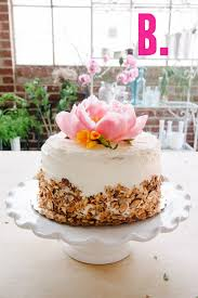 wedding cake diy how to a trio of grocery store wedding cakes a practical wedding
