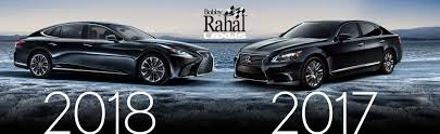 new lexus ls 2017 2018 lexus ls 500 vs 2017 lexus ls 460 in mechanicsburg pa