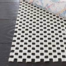 Laminate Flooring Non Slip Rug Padding U0026 Grippers Rugs The Home Depot