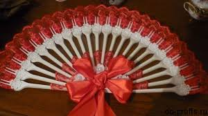 how to make a fan how to make a fan from disposable forks home decor handmade4all