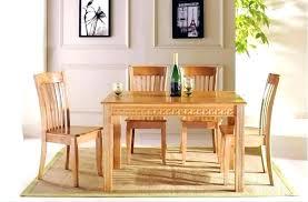 light oak dining room sets oak dining room table sets wooden kitchen table sets alluring