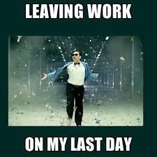 Quit Work Meme - little scared when i quit my job but