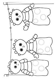 night garden coloring pages4 coloring kids