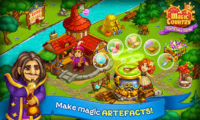 magic country fairy city farm android apps on google play