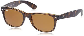 ray ban thanksgiving sale amazon com ray ban jr new wayfarer sunglasses 55mm shiny avana