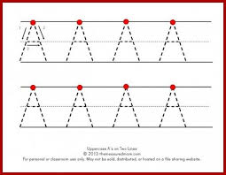 letters to print and trace the 25 best letter tracing ideas on free alphabet