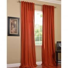 Contemporary Orange Curtains Designs Decidyn Page 114 Minimalist Living Room With Handmade