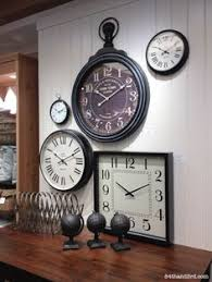 Pottery Barn Outdoor Clock Is It Time For An Update Try A Statement Making Wall Clock We U0027ve