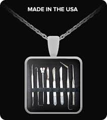 embalming tools embalming tools necklace relaunched