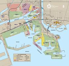 map types port of cargo types