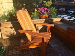 adirondack chair blanchet house