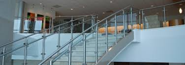 Stainless Steel Banister Rail Stainless Steel Architectural Railing Designs Livers Bronze
