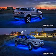 Interior Car Led Light Kits 20pc Million Color Ultra Mini Underbody U0026 Interior Car Neon Accent