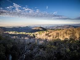South Carolina mountains images Sassafras mountain sunset south carolina sc jpg