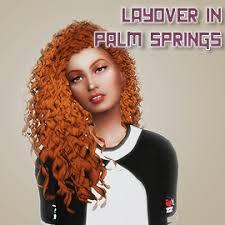 the sims 4 natural curly hair meraki