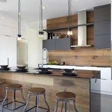 image de cuisine contemporaine réalisations de cuisine et salle de bains simard cuisine et salle