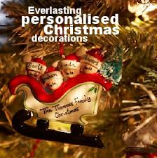 christmas decorations wholesale personalised gifts by giftscribes