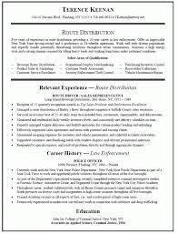 route sales sample resume professional route sales representative