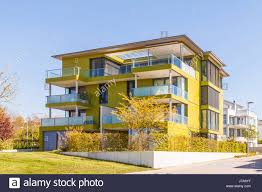 modern multi family houses stock photo royalty free image
