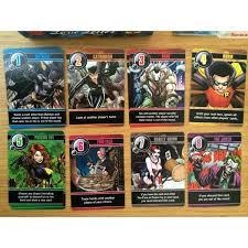 batman card game images