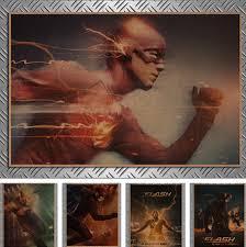 online get cheap american justice league aliexpress com alibaba home decor vintage poster dc comics justice league the flash superhero poster pegatinas de pared de
