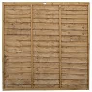 Fence Panels With Trellis Fencing Fence Panels Trellis U0026 Slat Screens At Homebase Co Uk
