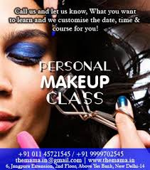personal makeup classes personal makeup course masters academy of makeup in new