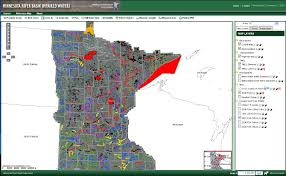 Mn Highway Map Interactive Maps Minnesota River Basin Data Center