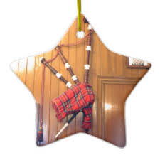vintage bagpipe ornaments keepsake ornaments zazzle
