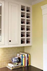 kitchen cabinet wine rack ideas small wine rack abce us