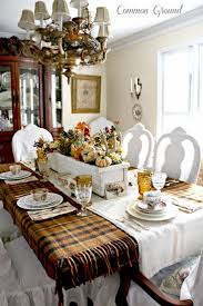 best 25 thanksgiving tablescapes ideas on