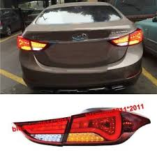 2010 hyundai elantra tail light assembly led rear ls led tail light assembly bmw style for hyundai elantra