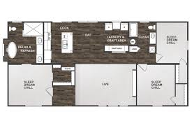 Home Floorplans by The Patriot Clayton Homes