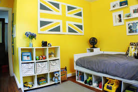 Bedrooms With Yellow Walls Design Boys Yellow Bedroom