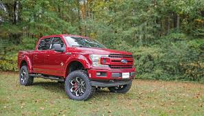 lifted black ford f150 ford black widow lifted trucks sca performance lifted trucks