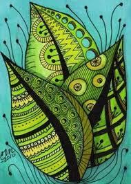 zentangle pattern trio 120305 zendoodle 1 jpg 500 700 pixels art pen and ink pinterest