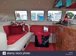 volkswagen microbus 2017 interior vw bus type 2 stock photos u0026 vw bus type 2 stock images alamy