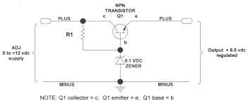 component zener diode circuit diagram electronic circuits vi