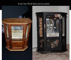 steampunk jewelry box diy fab and pretty home interior design
