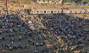 Seeking In Mumbai Students Seeking Stage Rail Roko Between Dadar Matunga In
