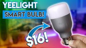 alexa compatible light bulbs epic 16 xiaomi smart rgb bulb alexa google home compatible