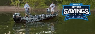 2018 sd224 fishing ski aluminum deck boat lowe boats