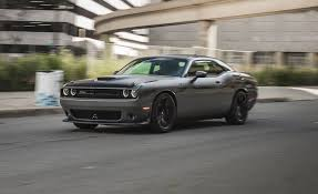 dodge challenger all models 2017 dodge challenger in depth model review car and driver