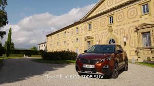 peugeot car one suv peugeot 3008 i one minute youtube