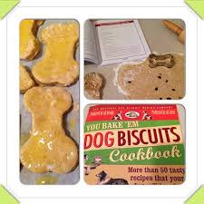 recipes for dog treats peanut butter applesauce dog biscuits